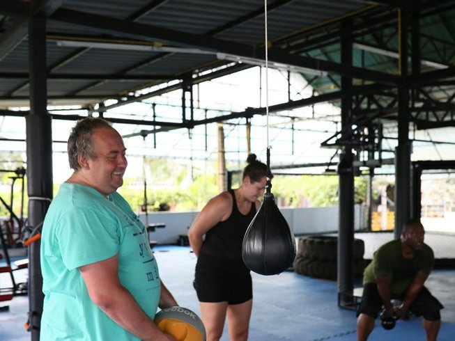 1 Year Weight Loss and Muay Thai Camp Thailand