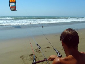 4 Days Mancora Kitesurfing Surf Camp Peru