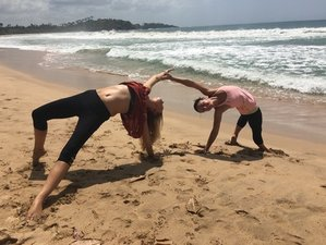 7 Days Family Yoga Retreat in Sri Lanka