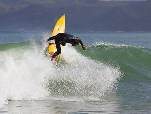 2 Days Training Surf Camp in New Zealand