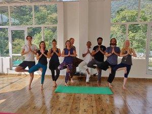 28 Days 300-Hour Hatha Yoga Teacher Training Course in Rishikesh