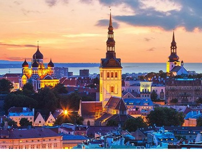 3 Days Yoga Weekend in Tallinn, Estonia
