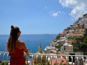 7 Day Amalfi Coast Yoga Retreat in Positano, Province of Salerno