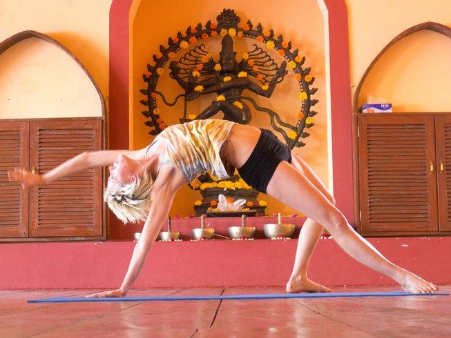 200-Hour Yoga Teacher Training in Goa, India