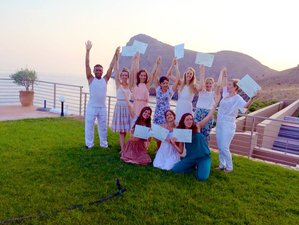 25 Days 200 Hrs  Yoga Teacher Training in Rishikesh, India