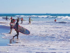7 Days Coaching Surf Camp in Tamraght, Morocco