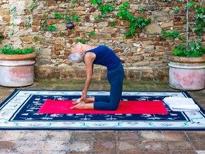 3 Tage Privates Yoga und Gesundheits-Retreat in einem Charmantem Hotel am Meer an der Costa Brava