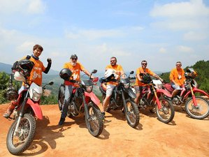 14 Days Guided Top Gear Guided Motorcycle Tour on Ho Chi Minh Trail and Coastal Lines in Vietnam