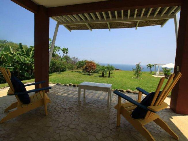 7 Days Rejuvenating Yoga Retreat in Costa Rica