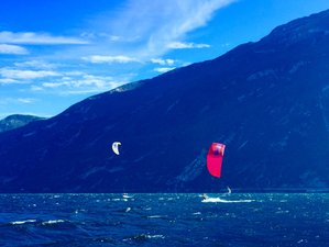 2 Day Amazing Kite Surf Camp on Lake Garda, Veneto