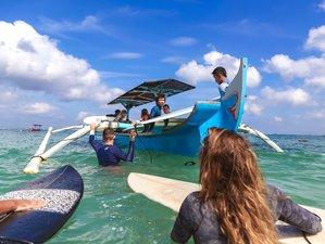 15 Tage Surfcamp in Tibubeneng auf Bali, Indonesien