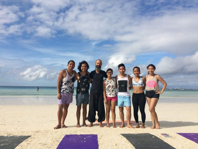4 Days Stress Release Yoga Retreat in Philippines