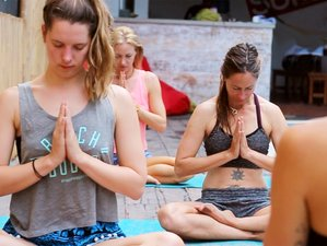 5 Days Surf and Stay Yoga and Surf Camp in Bali, Indonesia