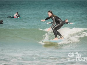 8 Day Surf Holiday for All Levels in Lourinhã, Lisbon