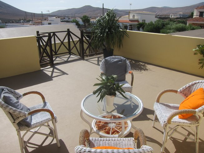 8 Days Relax and Yoga Retreat in Fuerteventura, Spain