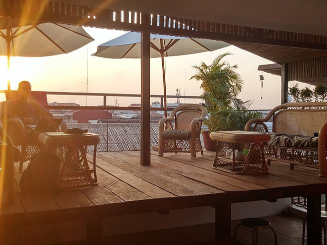 6 Days Qigong and Yoga Retreat in Cambodia