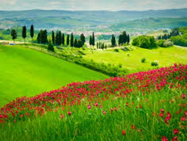 4 Days Luxury Spiritual Couple Yoga Retreat with Spa Wellness in Tuscany, Italy