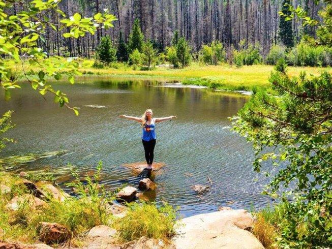 4 Days Snow, Meditation, and Yoga Retreat in Colorado