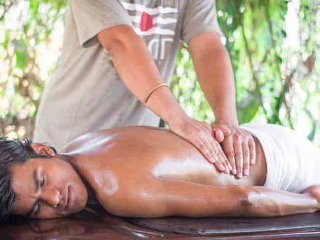 21 Days Panchakarma Detox Retreat in India