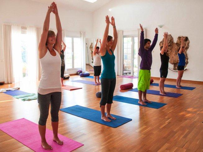 5 Days Mindfulness Yoga Retreat in Spain