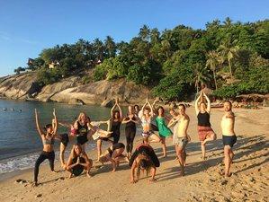 24 Days 200hr Yoga Teacher Training at The Sanctuary in Koh Phangan