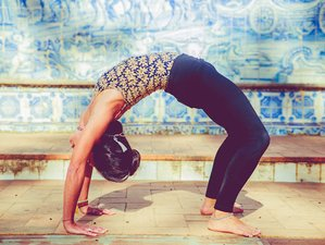 4 Day Lotus Package Yoga Holiday in Cascais, Lisbon