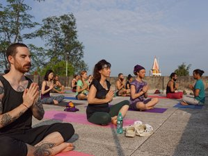 7 Days Relaxing and Rejuvenating Yoga Retreat in Nepal