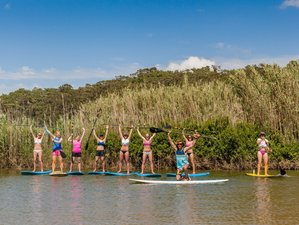 8 Days Exhilarating SUP and Surf Camp in Ericeira, Lisbon, Portugal