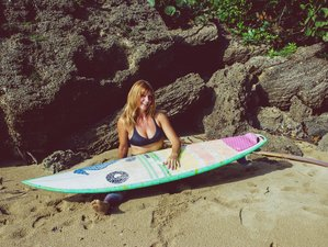 4 Days Surf Safari and Beach Yoga Retreat Puerto Rico