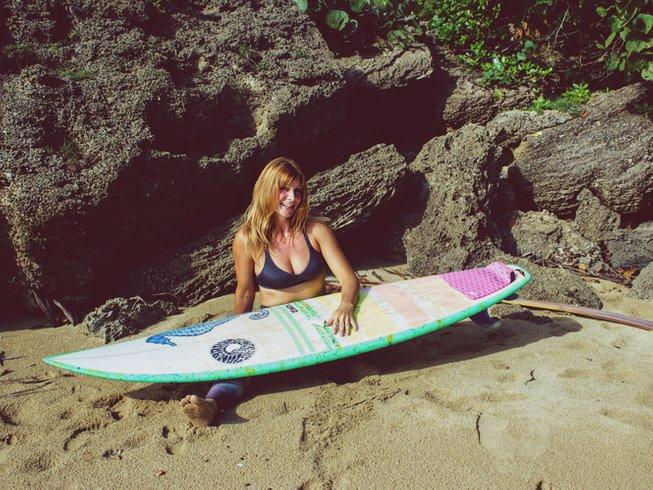 4 Days Surf Safari and Beach Yoga Retreat Puerto Rico