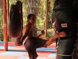 30 Days Intimate Muay Thai Beach near Phuket Thailand