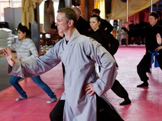 11 Days TaiJi, Qi gong & Shaolin Healing Camp in India