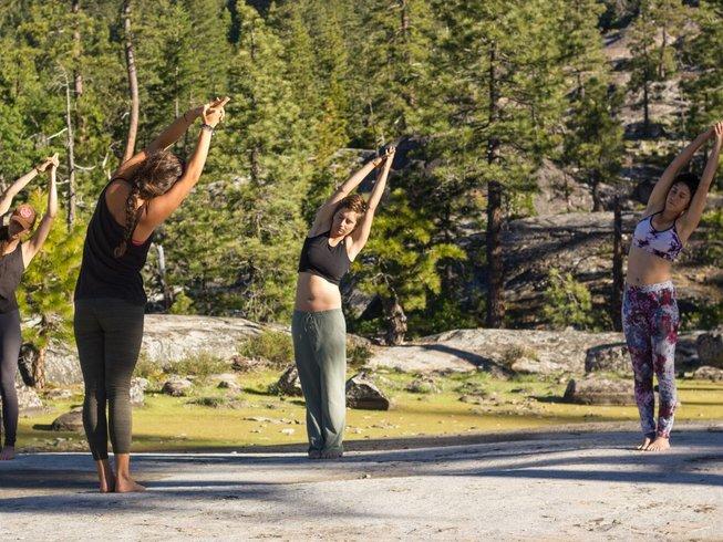 3 Days Culinary Yoga on Rocks Retreat