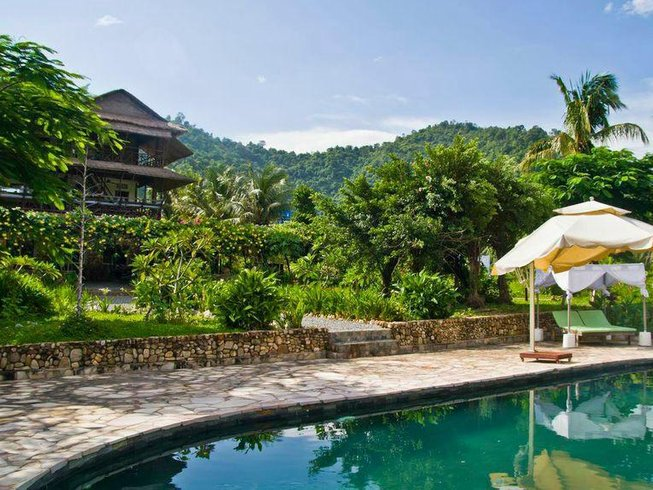 6 Days New Year Yoga Retreat Cambodia