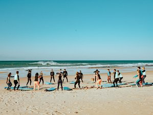 7 Tage Surf Camp in El Palmar, Cadiz, Andalusien