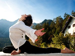 28 Days 200-Hour All inclusive Traditional Yoga and Tantra Teacher Training in the Austrian Alps