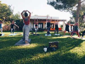 6 Days Sacred Space Shamanic Yoga Experience Retreat in Ibiza, Spain