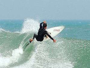 7 Days Focus Surf Camp Peru
