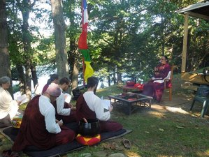 10 Days Tibetan Meditation Retreat in Maine, USA