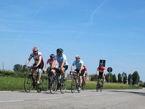 8 Days Route de Tuscany Cycling Tour in Italy
