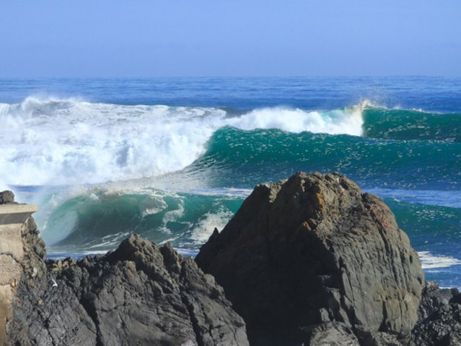 6 Days Paradisiacal Surf Camp Chile