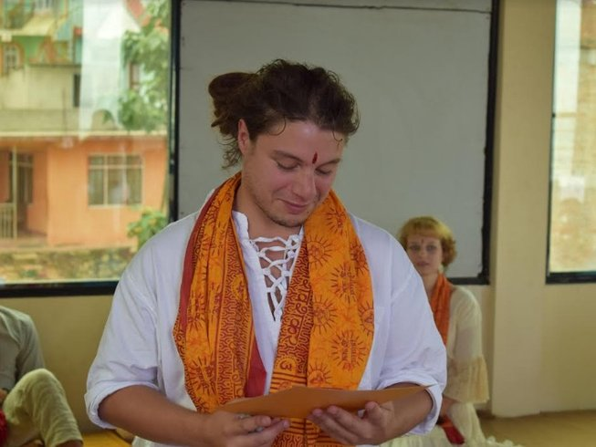 31-Daagse 200-urige Tantra Yoga Docententraining in Nepal