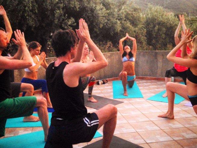 3 Days Weekend Yoga & Sweatlodge Retreat in Kent