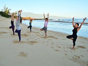 6 Day Luxury Yoga Retreat with Meditation and Sound Alchemy on Maui