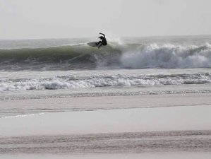 8 Days Group Surf Camp in Dakhla, Morocco