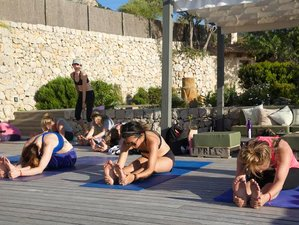 4 Days Paddle, Meditation, and Yoga Retreat in Spain