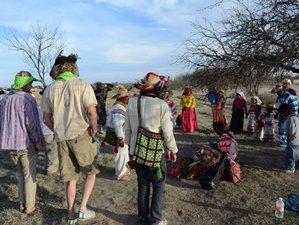 14 Days Sacred Mythic Journey Yoga Retreat in Mexico