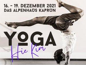 4 Tage WINTER.VIBES.YOGA Retreat mit Hie Kim im Alpenhaus Kaprun, Land Salzburg