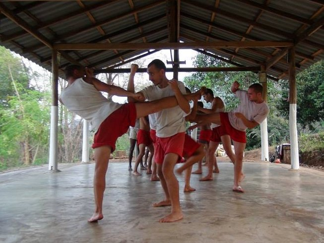 1 Month All-Inclusive Chiang Mai Muay Thai Training