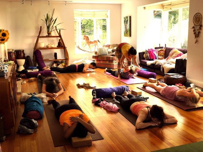2 Days Detox and Yoga Retreat in East Sussex, UK